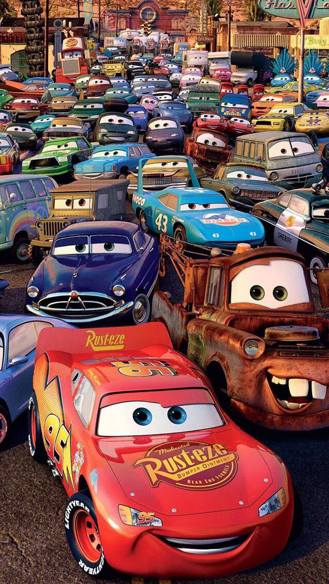 Cars Character WallpaperWallpaper GalleryHd