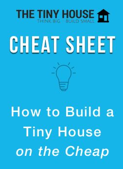 Tiny House Decisions is a unique new guide that helps you plan, design, build, and make crucial decisions for your tiny house