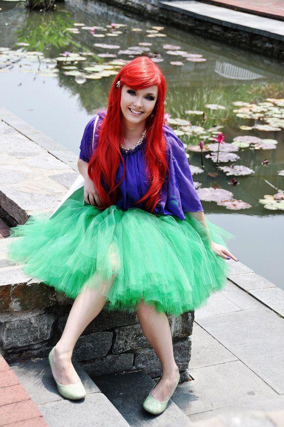 Hey, I found this really awesome Etsy listing at https://www.etsy.com/listing/246339368/adult-tutu-princess-tutu-green-tutu