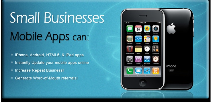 Business Mobile App Pro | Building Small Business Mobile Apps #mobile_app_pro #free_mobile_app_demo