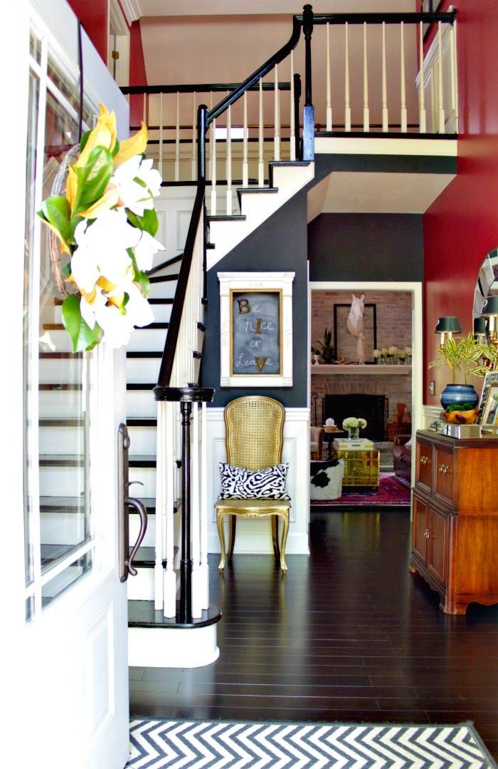 Two Story Foyer Decor : Ideas about two story foyer on pinterest second