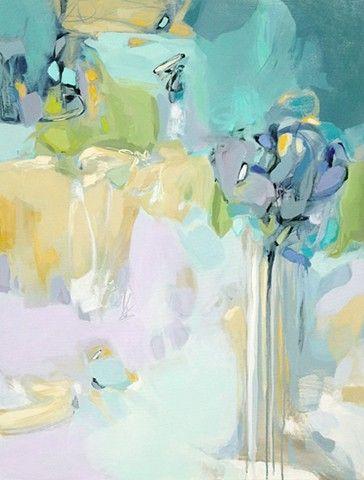 Christina Baker | Suntan Lotion | 30x40 acrylic on canvas | Gregg Irby Fine Art Gallery