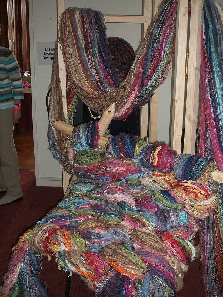 Extreme Knitting Blanket Pattern : 25+ best ideas about Extreme knitting on Pinterest Giant knitting, Finger k...