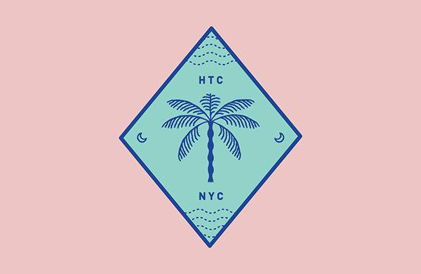 High Tide NYC logo on Behance
