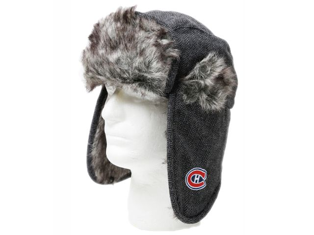 Chapeau de Trappeur des Canadiens de Montréal