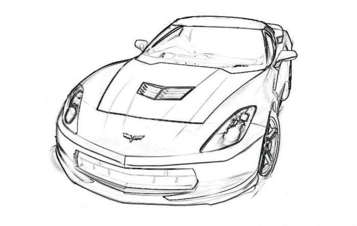 Corvette Z06 Coloring Pages Stingray C7 Corvette Car Coloring Car Coloring Pages Corvette In 2020 Race Car Coloring Pages Cars Coloring Pages Coloring Pages