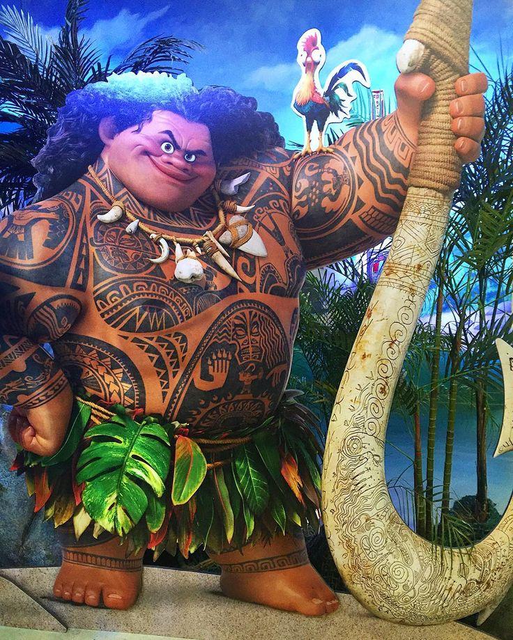 17 best images about moana on pinterest disney moana for Disney s moana maui s magical fish hook