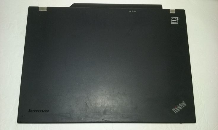 LOT OF 2 Lenovo Thinkpad T500 Laptop Intel T9400 2.5ghz 2GB RAM P8700 4GB 7 COA