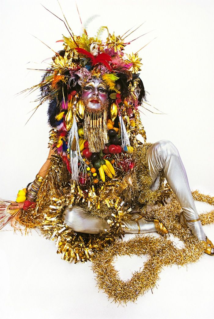 Pure legendary drag genius. Pay homage children! from gilles larrain's 1973 book, 'idols' - god i love the cockettes