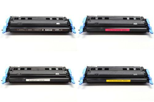 2 Set HP Q6000A, Q6001A, Q6002A, Q6003A compatible laser toner cartridge for Color LaserJet 1600, 2600, 2605 with four color, Black, Cyan, Magenta, Yellow. #compatible #laser #toner #cartridge #Color #LaserJet #with #four #color, #Black, #Cyan, #Magenta, #Yellow.