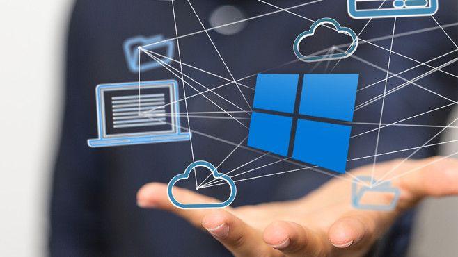 Viele Microsoft-Angebote kommen bereits heute aus der Cloud, etwa die Sprachassistentin Cortana. Lässt sich bald auch ein komplettes Windows 10 aus der Wolke streamen? ©vege – Fotolia.com, Microsoft