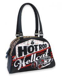 Liquor Brand - női kézitáska, Hot Rod Hell Cat
