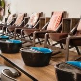 Haven Denver- a new Nail Salon in Denver that is perfect for bridal showers, bachelorette parties, and girls' nights out! // www.havendenver.com