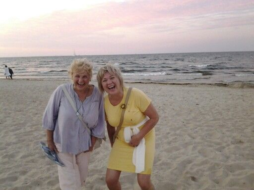 #olgaszwajgier #Sopot #beach