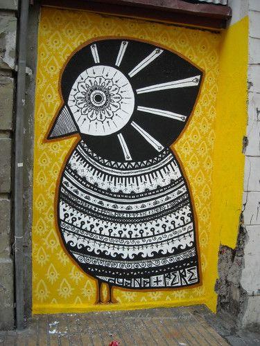 Murales en Valparaíso - EL DE HOY , LO ENCONTRAMOS EN LA CALLE SERRANO, LLEGANDO A PLAZA SOTOMAYOR.      http://www.flickr.com/photos/57361341@N03/5894870034/sizes/l/in/photostream/      SALUDOS Y BUEN FDS - Fotolog