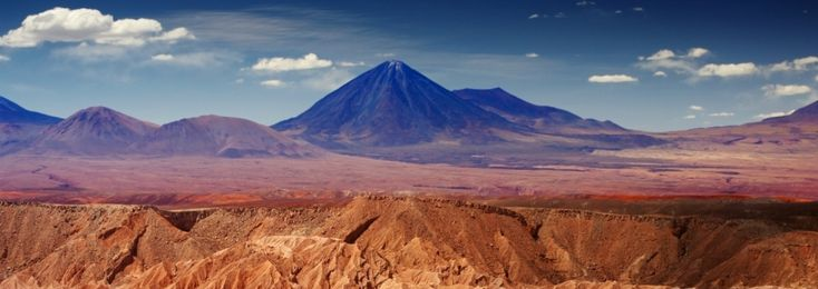 Santiago and the Atacama Desert