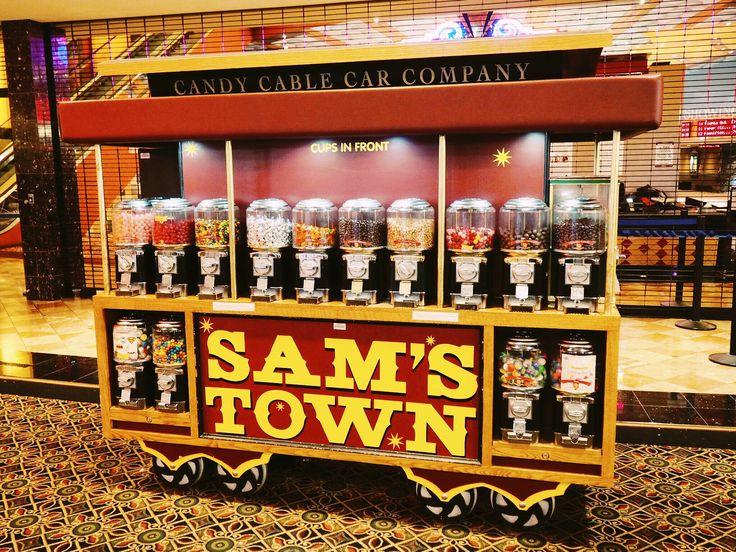 Sam's Town Hotel and Gambling Hall, Las Vegas, September 30, 2016 @thefashionsundae