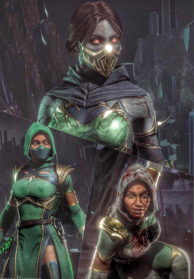 Mortal Kombat 11 Jade Mortal Kombat Art Jade Mortal Kombat