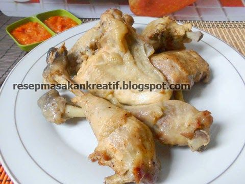 Resep Ayam Pop Padang   Resep Masakan Indonesia (Indonesian Food Recipes)