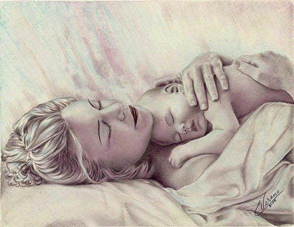 ∞ Mujer, belleza y crecimiento personal ∞: Instinto maternal demasiado pronto