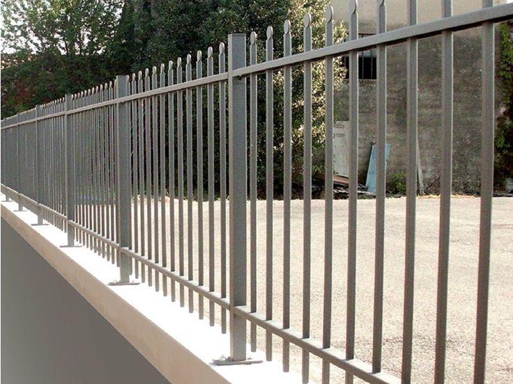 Clôture à barreaudage modulable en fer FIAMMIFERO - CMC DI COSTA MASSIMILIANO