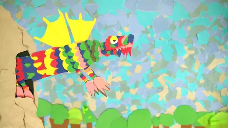 Created at Saint Cecilia Elementary School in Ames, Iowa, this animated Dragon Trap is the result of lots of collaborative planning, talking, cutting and pas...