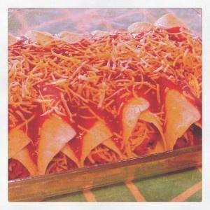 Fiesta Enchiladas... YUM!!