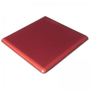 Double rounded edge 6 inch tile (REX)