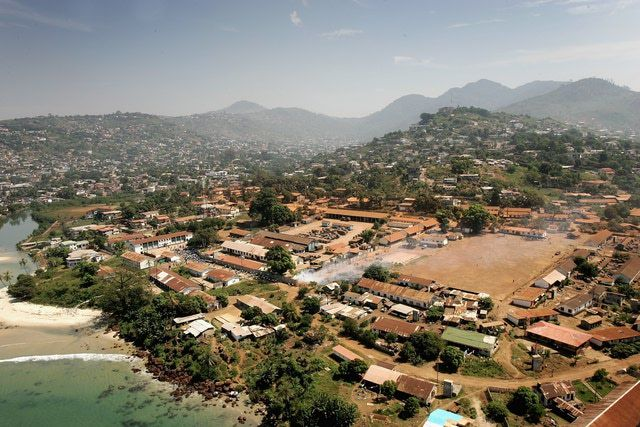 Africa's Capital Cities: Freetown, Sierra Leone