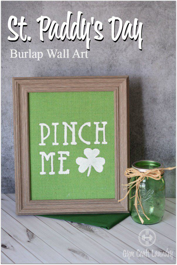 17 Best ideas about Burlap Wall on