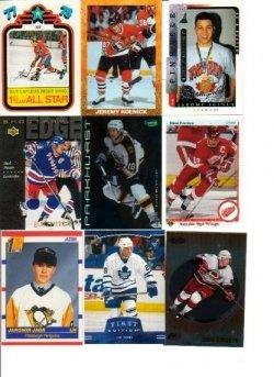 Hockey card collecting at theHockeyNet.com