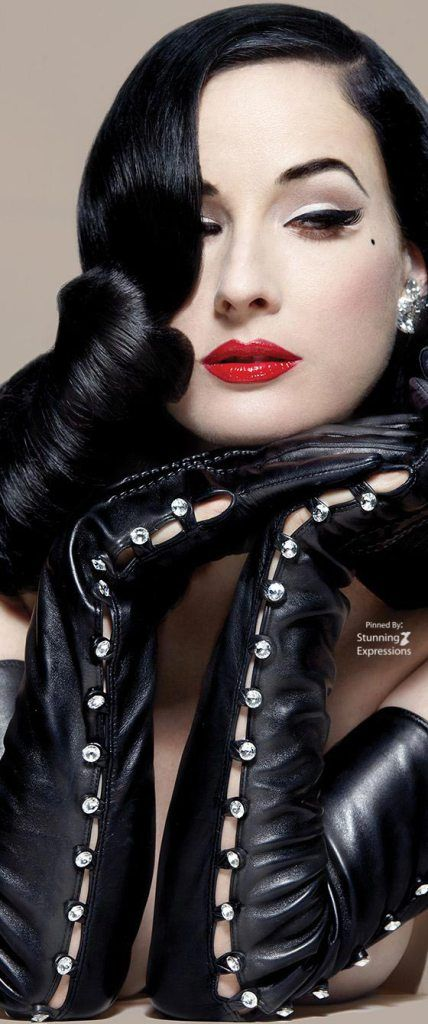Love the gloves!
