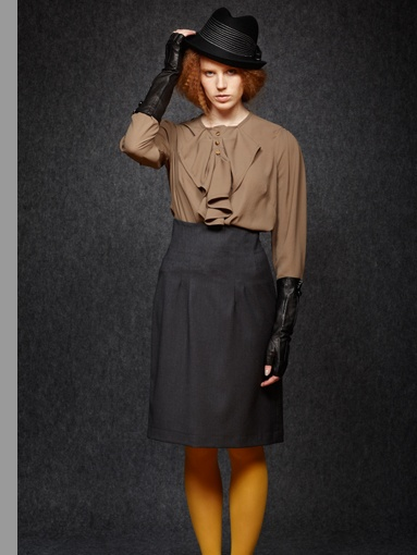 Fall - Winter 2012 | Collections | Jude  Manson Skirt - 1490