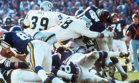 SUPERBOWL XI | Oakland Raiders | Super Bowl XI