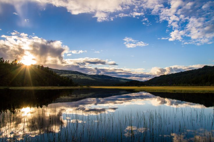 Amazing landscapes in Norway. Check out some images in this slideshow!