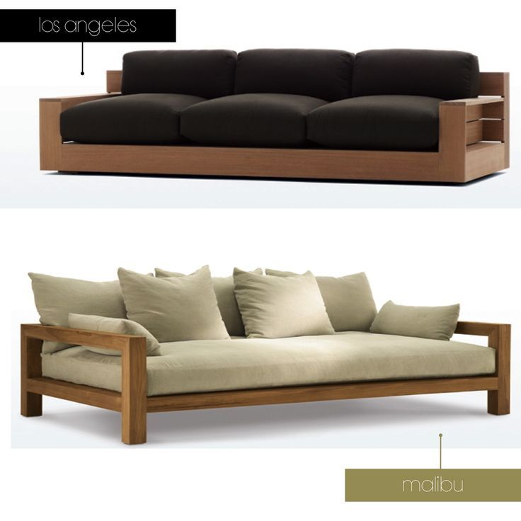 Modern Outdoor Sofa Couch