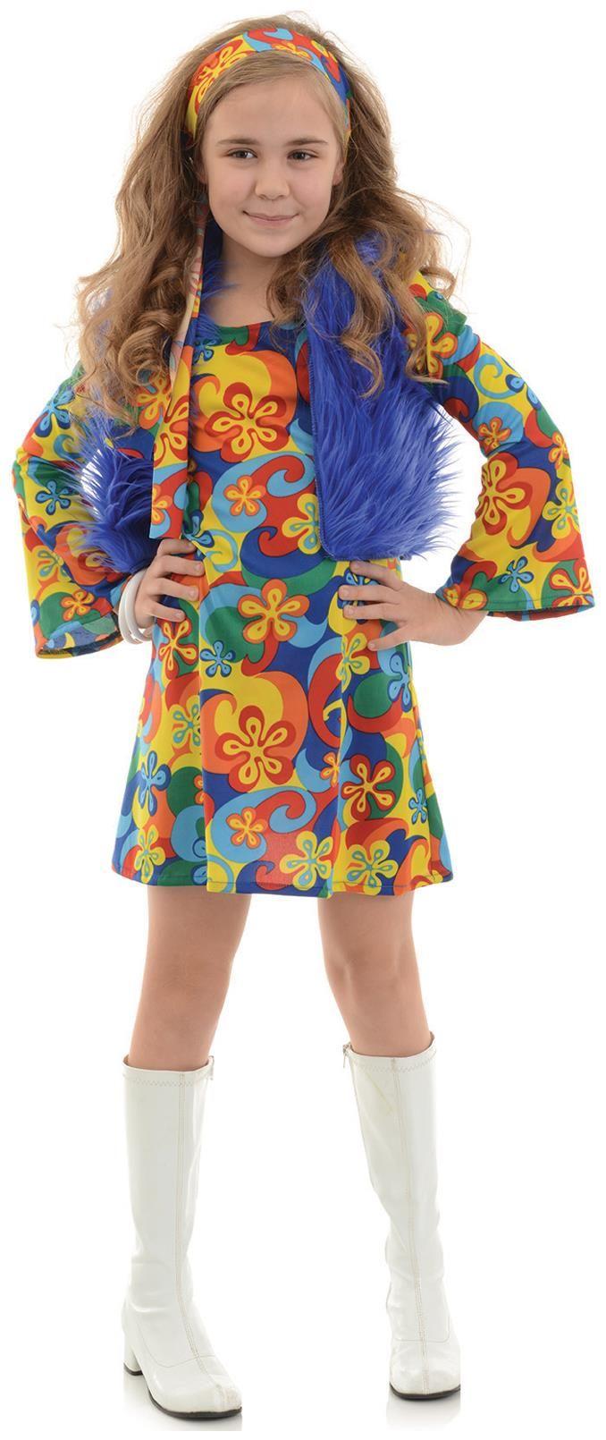 70 s long disco dresses size