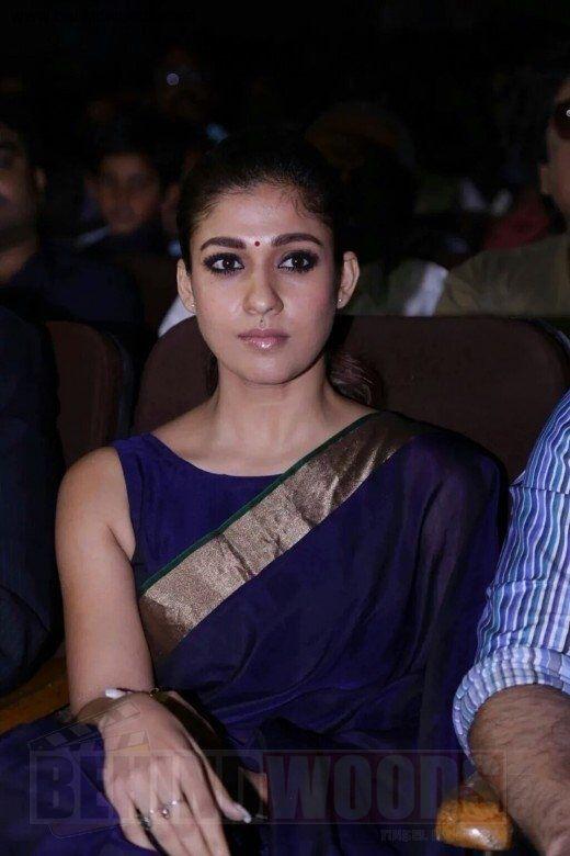 Indian/Tamil/Malayalam/Telugu actress Nayanthara at some event. What's not to…