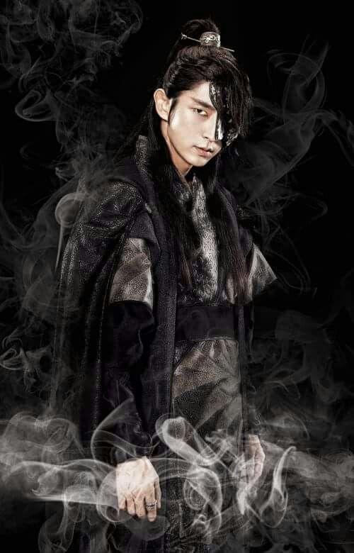 LeeJoonGi in MoonLover drama