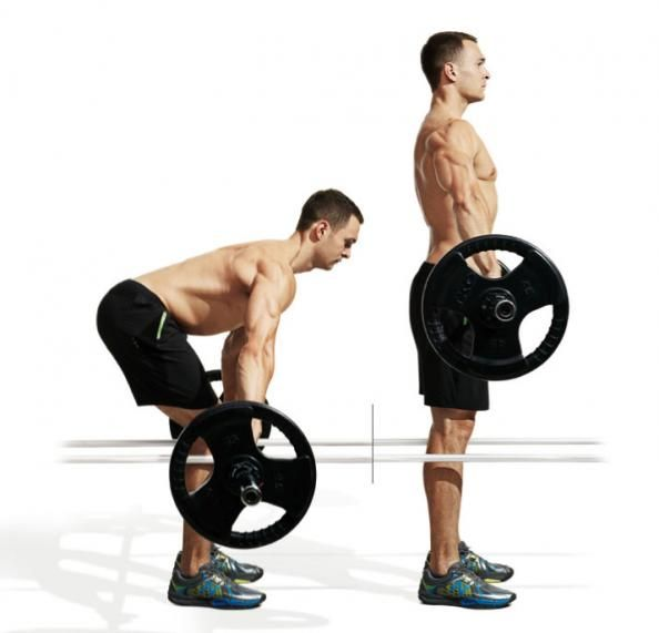 Back workouts - The 30 Best Back Exercises of All Time - Men's Fitness