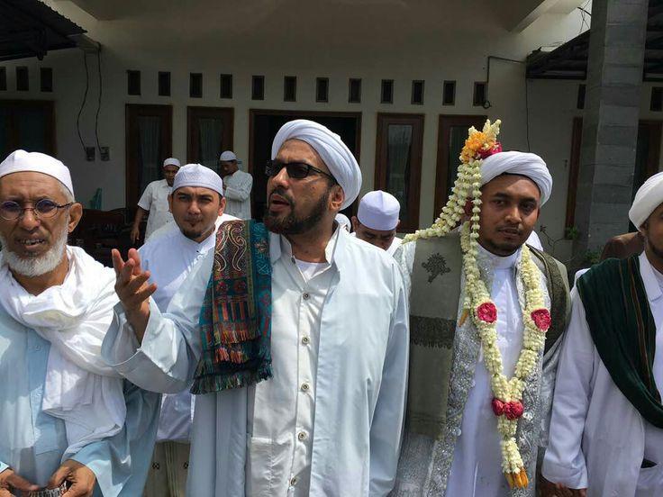 Habib Muhammad bin Idrus Alhaddad Malang, Habib Taufiq Assegaf, Sayid Ustadz Afif Alhabsyi dan Habib Muhammad AlMuhdhor