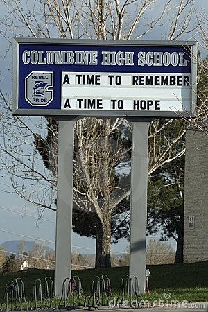 Columbine, April 20,1999