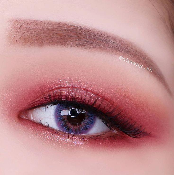 Find More Information On Easy Makeup Guides Makeupaddict Naturalmakeup Easy Find Guid Korean Eye Makeup Asian Eye Makeup Asian Makeup