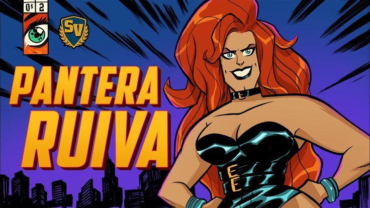 Liked on YouTube: A PANTERA RUIVA