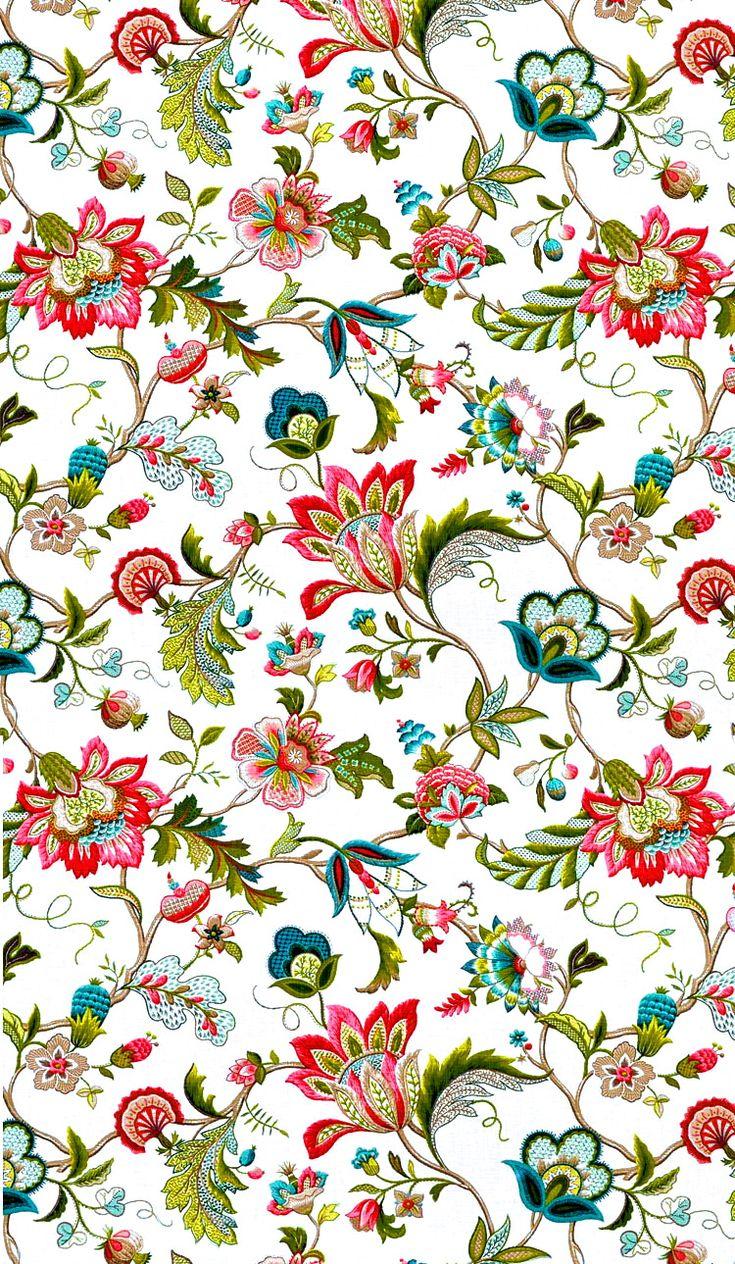 floral wallpaper panels - photo #21