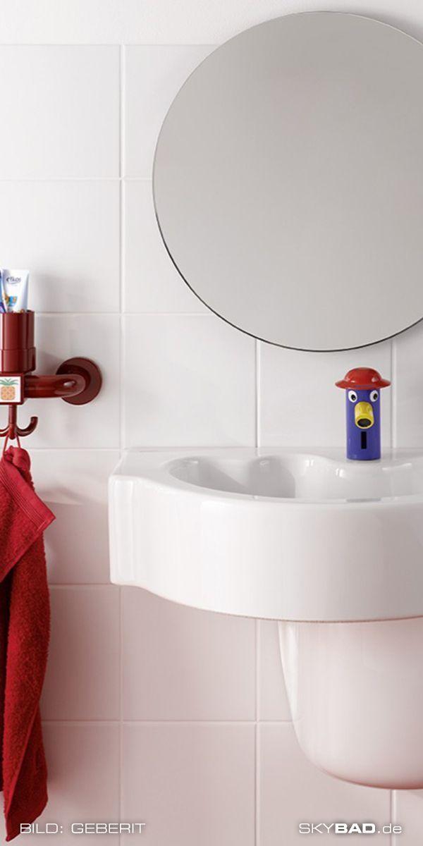 Machen Sie aus ihrem Badezimmer ein farbenfrohes, …