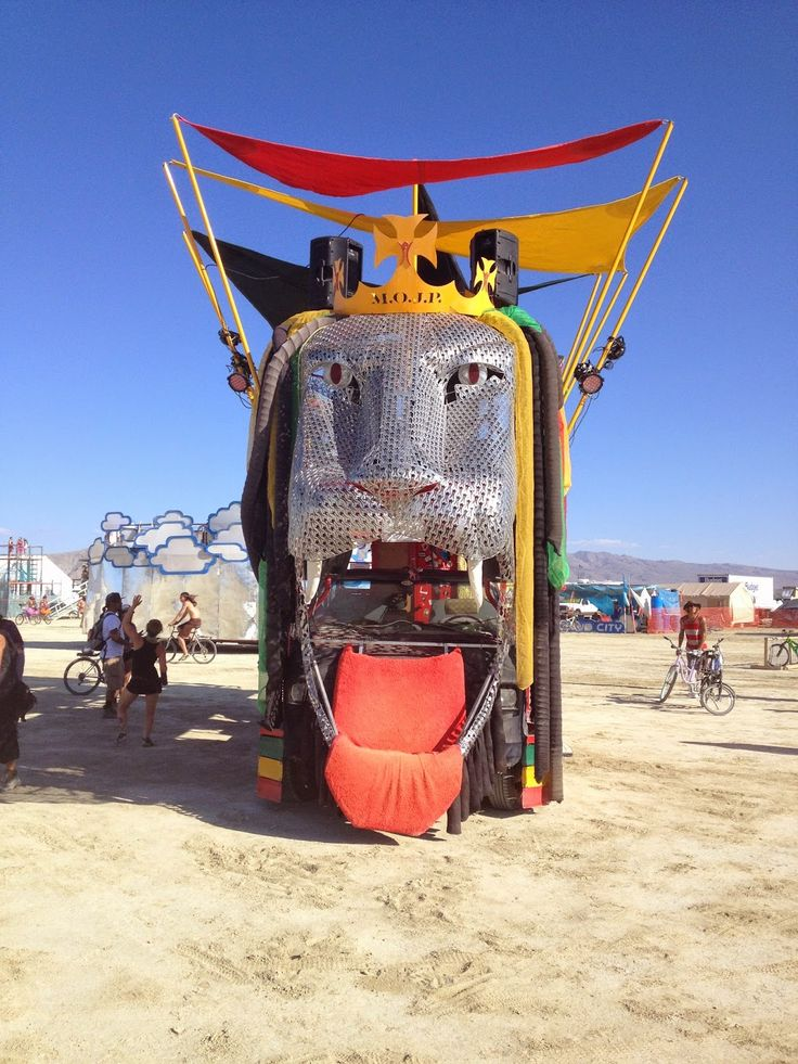 17 Best Images About Burning Man Art Car 2015 On Pinterest