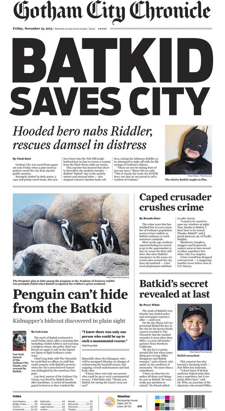 Gotham City Chronicle