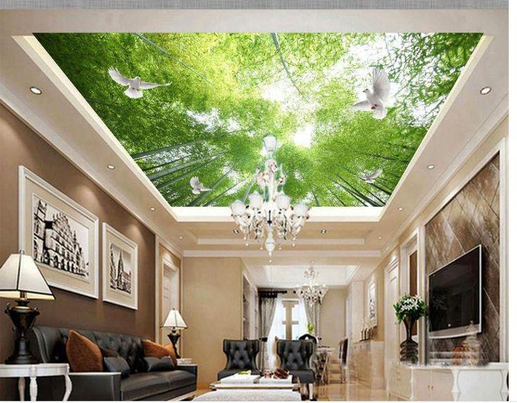 Die besten 25+ Bambusdecke Ideen auf Pinterest Bambus - bambus im wohnzimmer