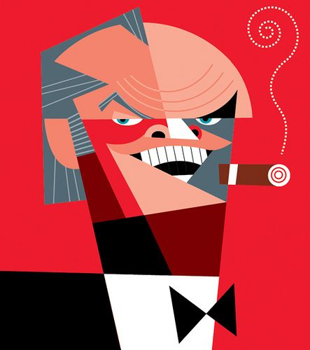 Awesome Character Illustrations by Pablo Lobato